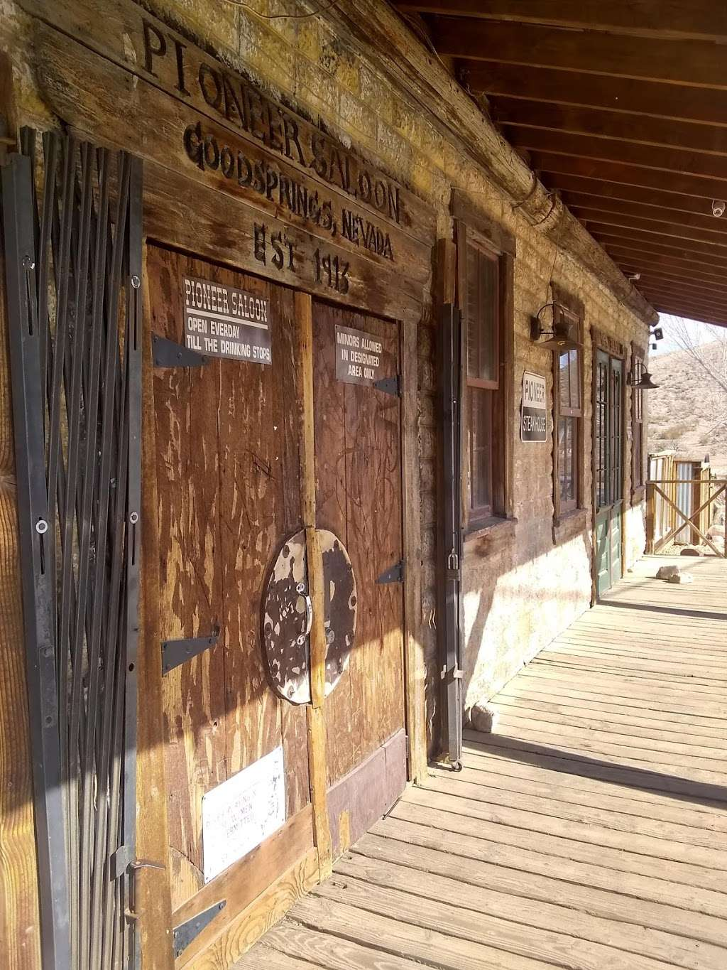 Good Springs General Store - store  | Photo 9 of 10 | Address: NV-161, Goodsprings, NV 89019, USA