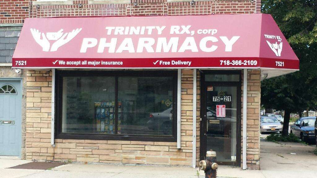 Trinity Rx Pharmacy - pharmacy  | Photo 3 of 5 | Address: 75-21 Myrtle Ave, Flushing, NY 11385, USA | Phone: (718) 366-2109