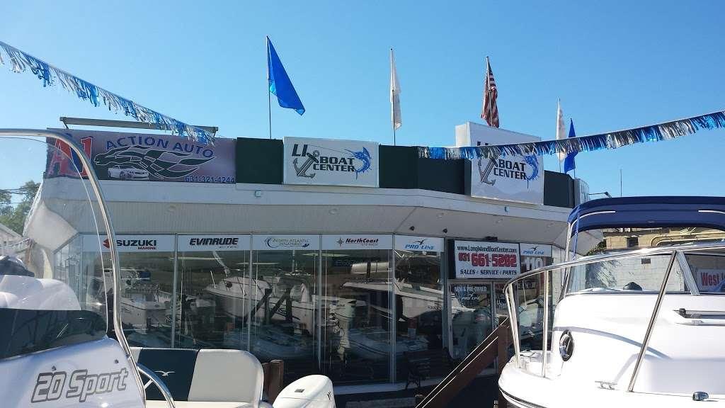 Long Island Boat Center - storage  | Photo 3 of 7 | Address: 110 Sunrise Hwy, West Islip, NY 11795, USA | Phone: (631) 661-5282
