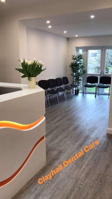 Clayhall Dental Care - dentist    Photo 2 of 3   Address: 137 Clayhall Ave, Ilford IG5 0PN, UK   Phone: 020 8550 2777