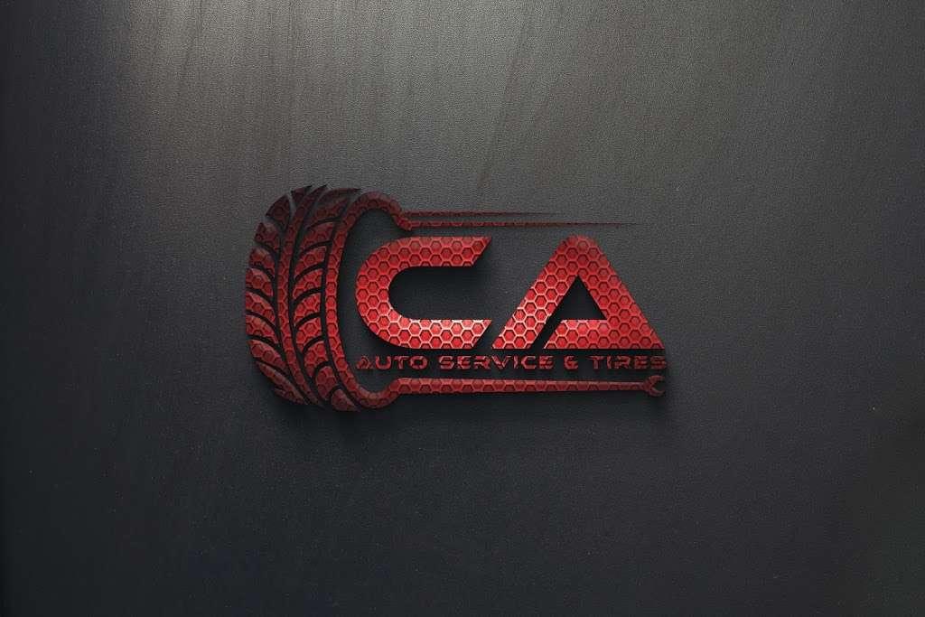 CA Auto Service & Tire Shop - car repair  | Photo 4 of 7 | Address: 4908 Aldine Bender Rd, Houston, TX 77032, USA | Phone: (832) 654-6619