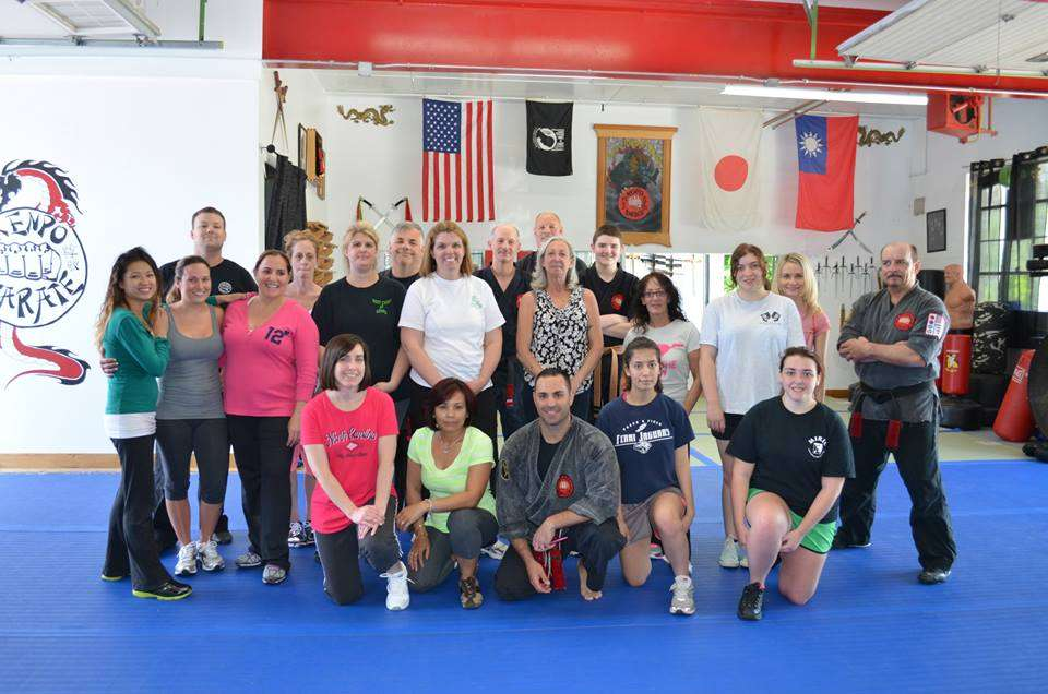 RI Self-Defense Center- Kenpo Kobudo Karate - health  | Photo 6 of 10 | Address: 515 Greenville Ave, Johnston, RI 02919, USA | Phone: (401) 949-5600