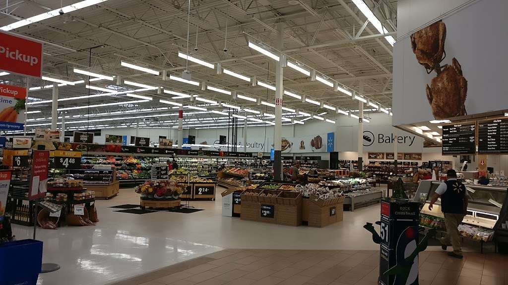 Walmart Supercenter 1410 S Randall Rd Algonquin Il 60102 Usa