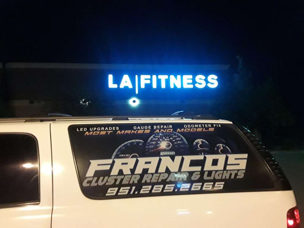 LA Fitness - gym    Photo 8 of 10   Address: 27610 Eucalyptus Ave, Moreno Valley, CA 92555, USA   Phone: (951) 571-8039
