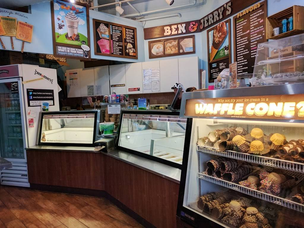 Ben & Jerry's - bakery    Photo 3 of 9   Address: 7900 East Green Lake Dr N Suite 104, Seattle, WA 98103, USA   Phone: (206) 400-7327