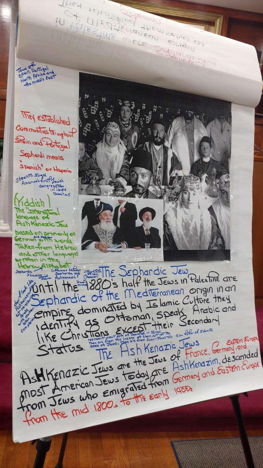 Grace Bible Class Church - church  | Photo 1 of 1 | Address: 54 Pine St, Passaic, NJ 07055, USA | Phone: (973) 779-4395