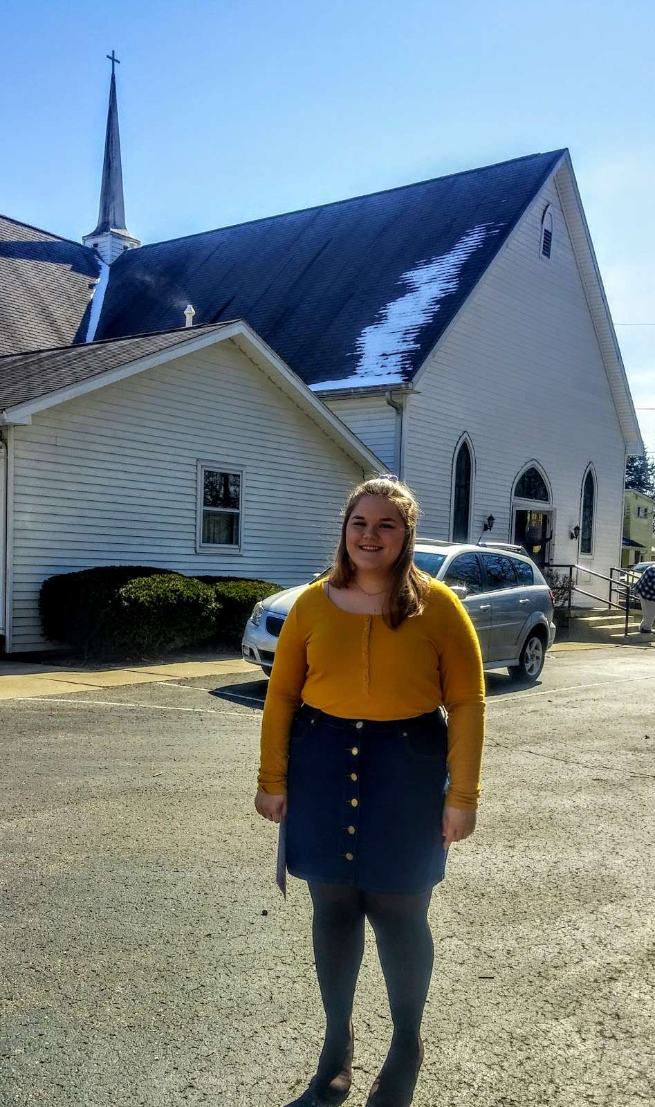 Huntsville Good Shepherd Church - church  | Photo 3 of 4 | Address: 3126 Market St, Pendleton, IN 46064, USA | Phone: (765) 778-2993