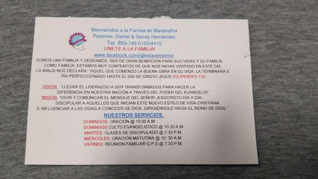 Iglesia Hispana Ministerios Maranatha - church  | Photo 1 of 1 | Address: 2257 Valor Dr, Winchester, VA 22601, USA | Phone: (859) 749-5105