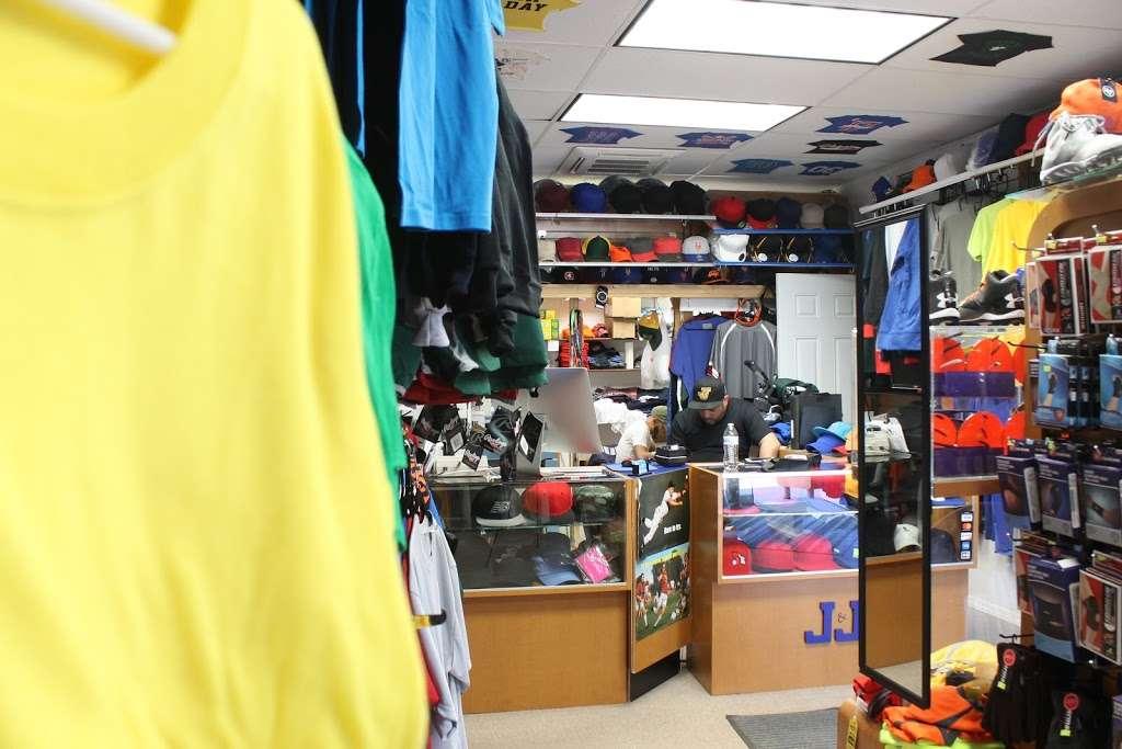 J&J Sport Pro - clothing store  | Photo 3 of 10 | Address: 7515 Myrtle Ave, Glendale, NY 11385, USA | Phone: (718) 821-1948