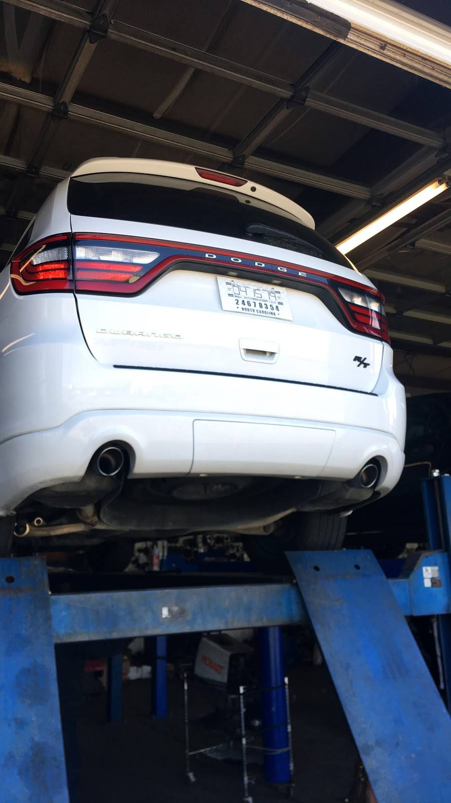 Scotties Muffler Shop - car repair  | Photo 8 of 10 | Address: 4148 Patterson Ave, Winston-Salem, NC 27105, USA | Phone: (336) 377-9800