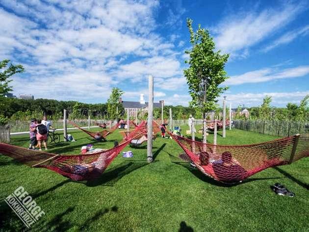 The Hills - park  | Photo 1 of 10 | Address: 870-898 Gresham Rd, New York, NY 10004, USA