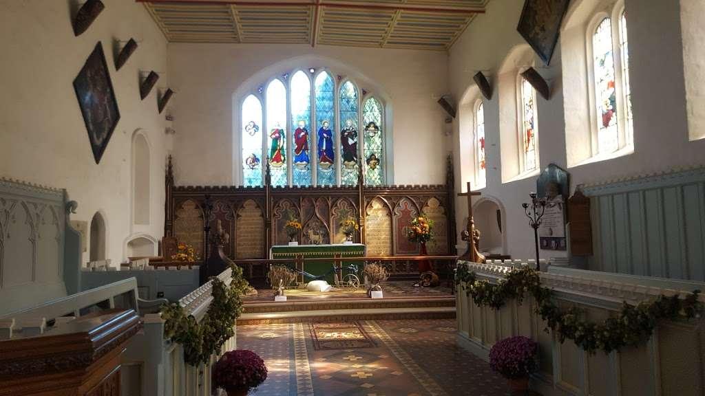 All Saints Church - church  | Photo 2 of 10 | Address: Bull Rd, Birling, West Malling ME19 5JE, UK