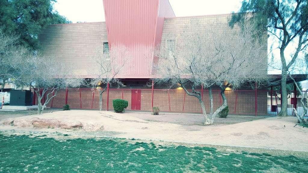 Ed Von Tobel Middle School - school  | Photo 6 of 10 | Address: 2436 N Pecos Rd, Las Vegas, NV 89115, USA | Phone: (702) 799-7280