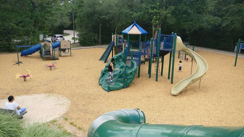 Terramont Park - park  | Photo 1 of 10 | Address: 8500 Terramont Dr, The Woodlands, TX 77382, USA | Phone: (281) 210-3800