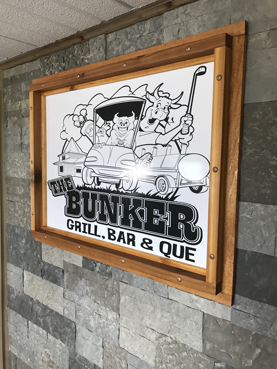 Bunker Grill, Bar & Que - restaurant  | Photo 5 of 7 | Address: N6246 US-12, Elkhorn, WI 53121, USA | Phone: (262) 723-5722