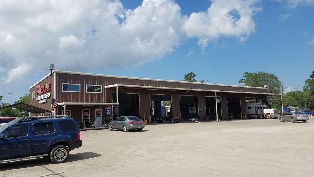 Redline Truck Lube & Inspection - car repair  | Photo 1 of 6 | Address: 7936 John Ralston Rd, Houston, TX 77044, USA | Phone: (281) 303-7105