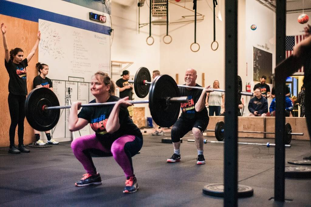 CrossFit ELM - gym  | Photo 5 of 10 | Address: 12301 N, Grant St Suite 120, Thornton, CO 80241, USA | Phone: (303) 920-2062