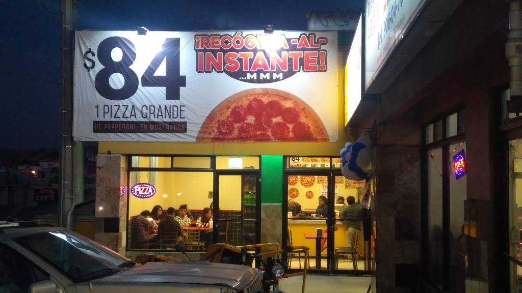 Tooginos Pizza - Villa del Prado - meal delivery  | Photo 4 of 7 | Address: Calle Abeto s/n, Fracc. Urbi Villa 2da. Secc., 22101 Tijuana, B.C., Mexico | Phone: 664 979 8989