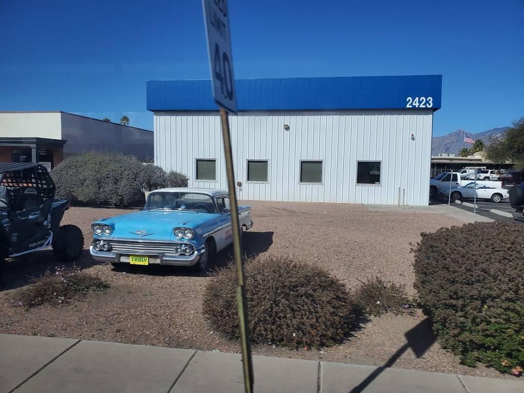 Grant Road Auto Service - car repair  | Photo 2 of 9 | Address: 2423 E Grant Rd, Tucson, AZ 85719, USA | Phone: (520) 327-2251