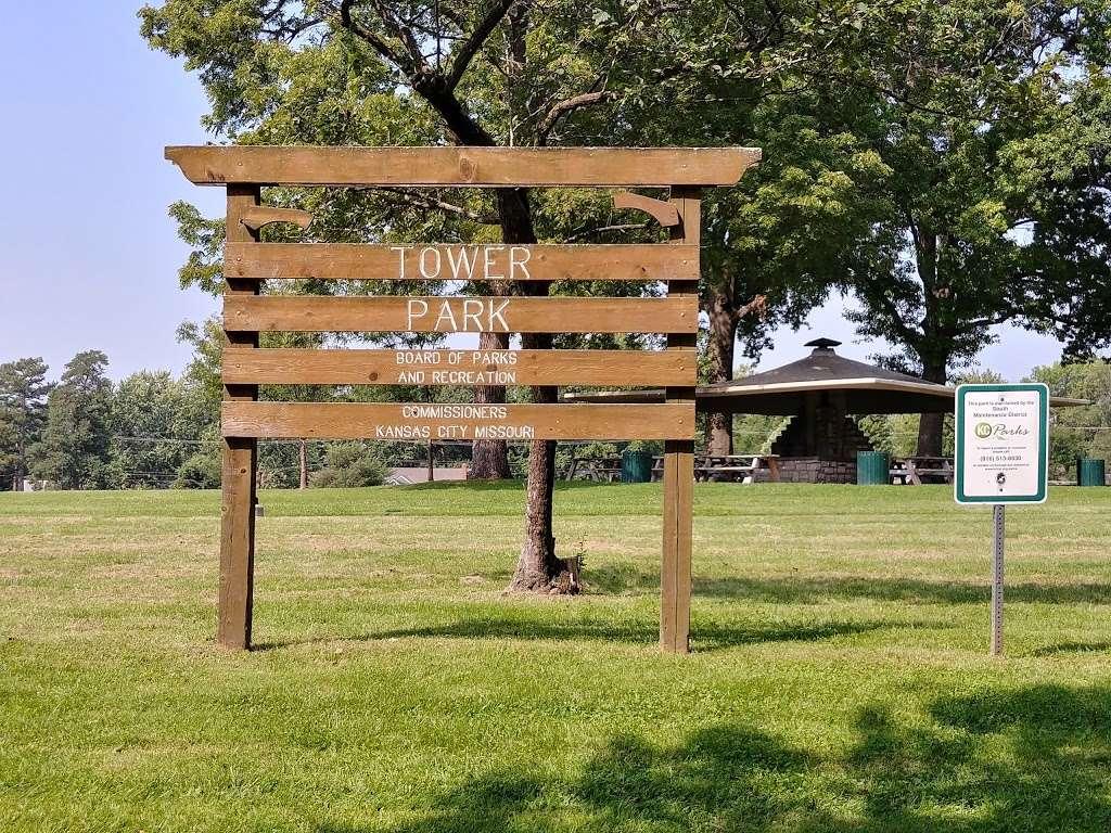 Tower Park - park  | Photo 1 of 10 | Address: 7500 Holmes Rd, Kansas City, MO 64131, USA | Phone: (816) 513-7500