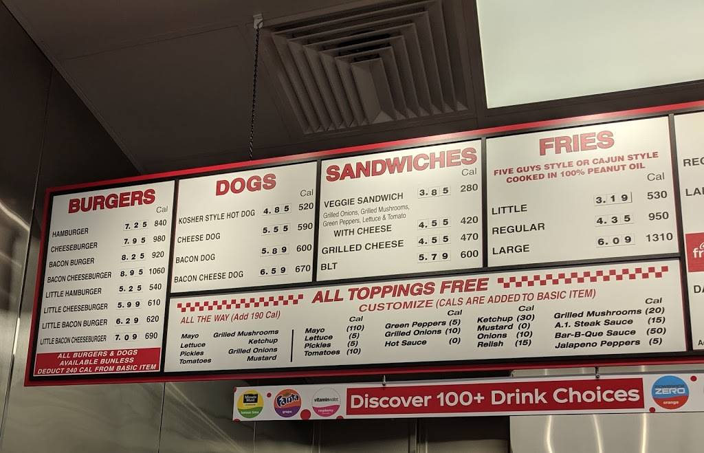 Five Guys - meal takeaway  | Photo 9 of 9 | Address: 1404 County Rd 42 W, Burnsville, MN 55337, USA | Phone: (952) 406-8673