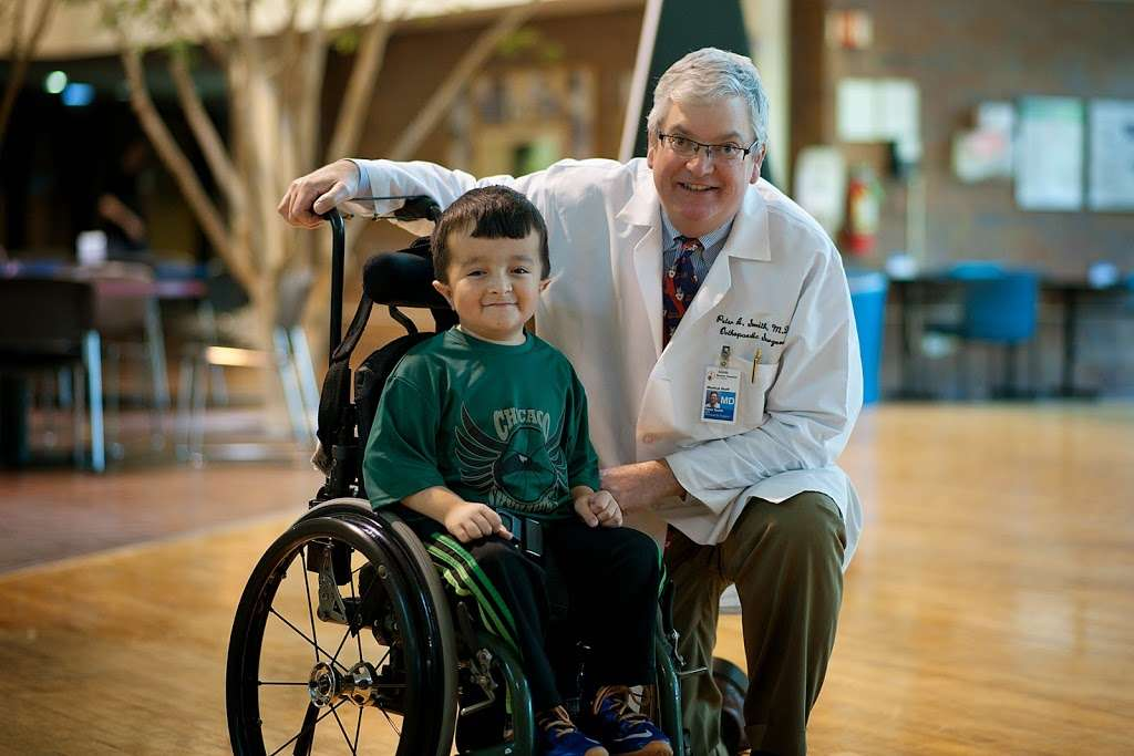 Dr. Peter A. Smith, Shriners Hospitals for Children — Chicago - doctor  | Photo 1 of 6 | Address: 2211 N Oak Park Ave, Chicago, IL 60707, USA | Phone: (773) 622-5400