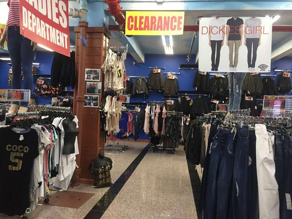 V.I.M. - clothing store  | Photo 1 of 10 | Address: 2265 E Tremont Ave, The Bronx, NY 10462, USA | Phone: (347) 281-8747
