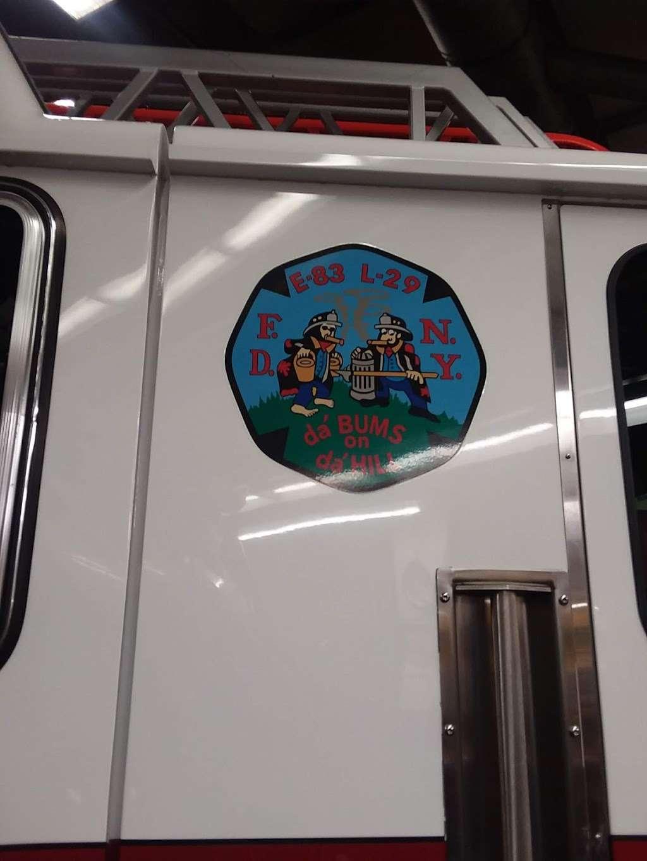 fdny fleet maintenance - car repair  | Photo 3 of 5 | Address: 33-20 Hunters Point Ave, Long Island City, NY 11101, USA