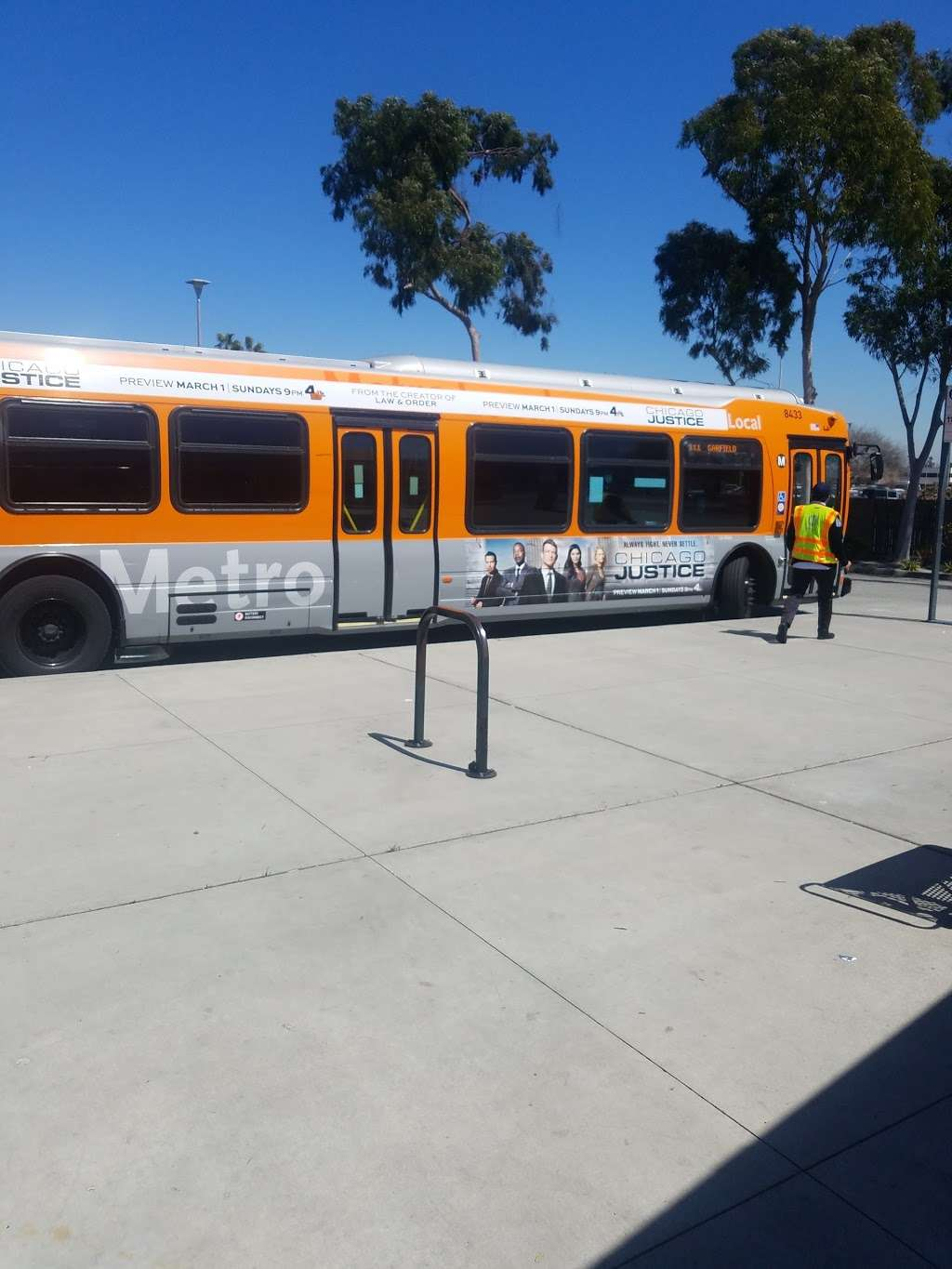 LAX City Bus Center - bus station  | Photo 3 of 10 | Address: West 96th Street, Los Angeles, CA 90045, USA