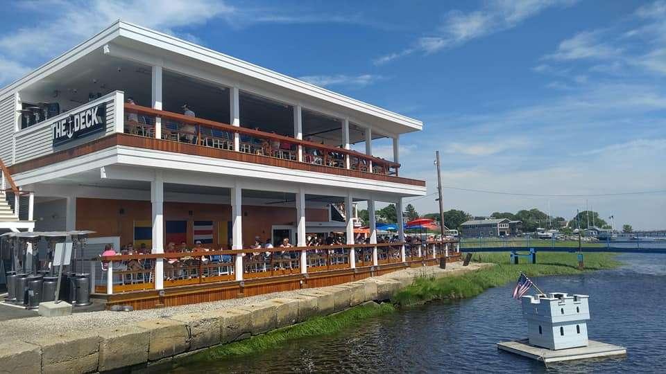 The Deck - restaurant  | Photo 1 of 10 | Address: 179 Bridge Rd, Salisbury, MA 01952, USA | Phone: (978) 499-4422