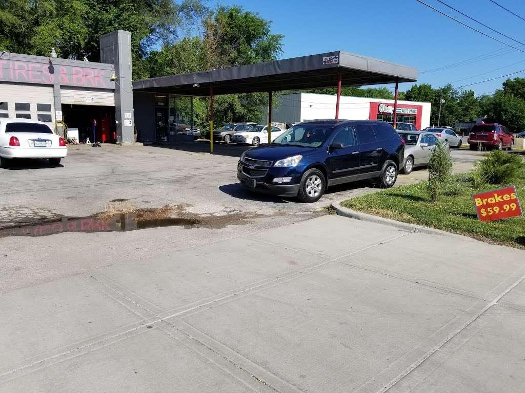 OneStop Auto repair & Tires LLC - car repair    Photo 1 of 5   Address: 10612 Blue Ridge Blvd, Kansas City, MO 64134, USA   Phone: (816) 469-5405