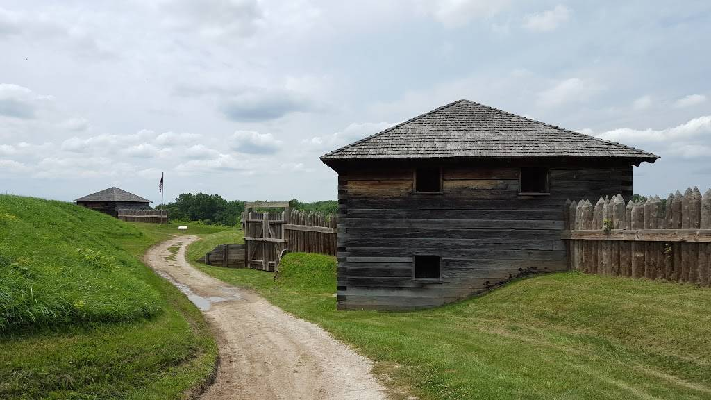 Fort Meigs Historic Site - museum    Photo 2 of 8   Address: 29100 W River Rd, Perrysburg, OH 43551, USA   Phone: (419) 874-4121