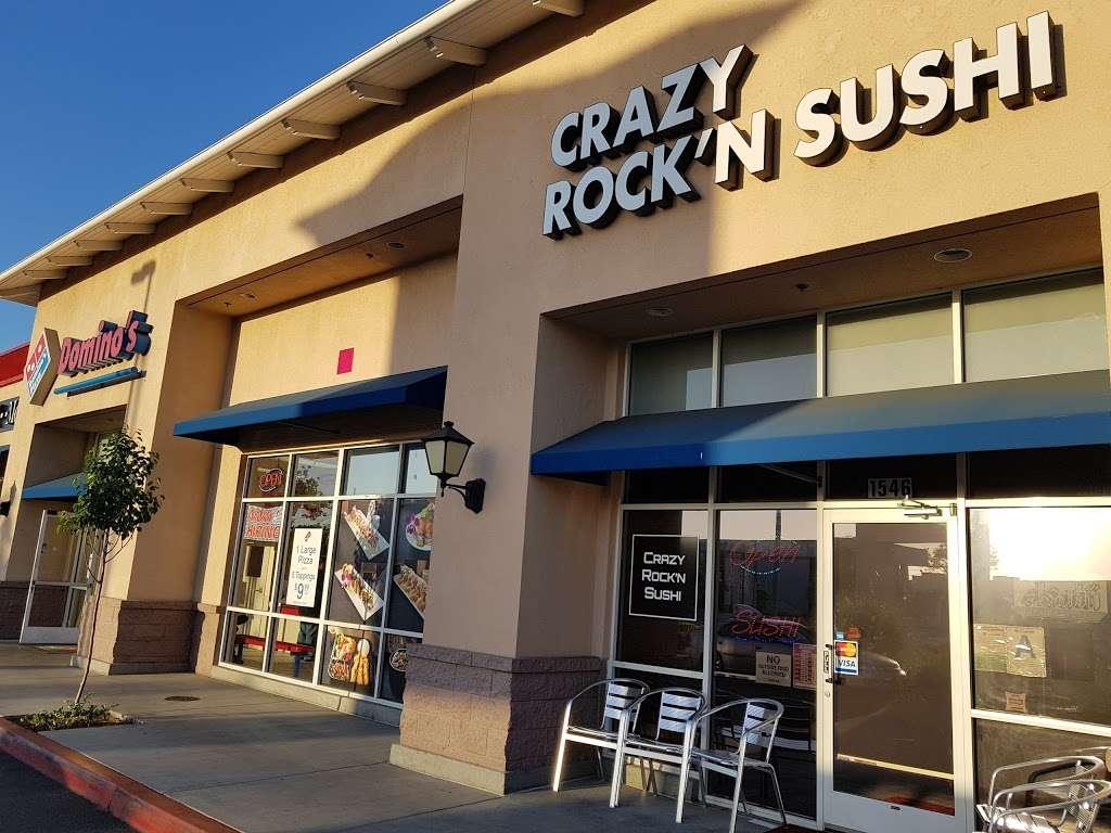Crazy Rockn Sushi - restaurant  | Photo 3 of 10 | Address: 1546 W Redondo Beach Blvd, Gardena, CA 90247, USA | Phone: (310) 323-7655