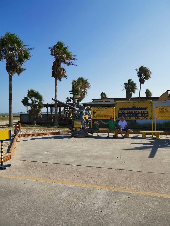 Lexington Parking - museum  | Photo 7 of 9 | Address: 2914 Surfside Blvd, Corpus Christi, TX 78402, USA | Phone: (361) 888-4873