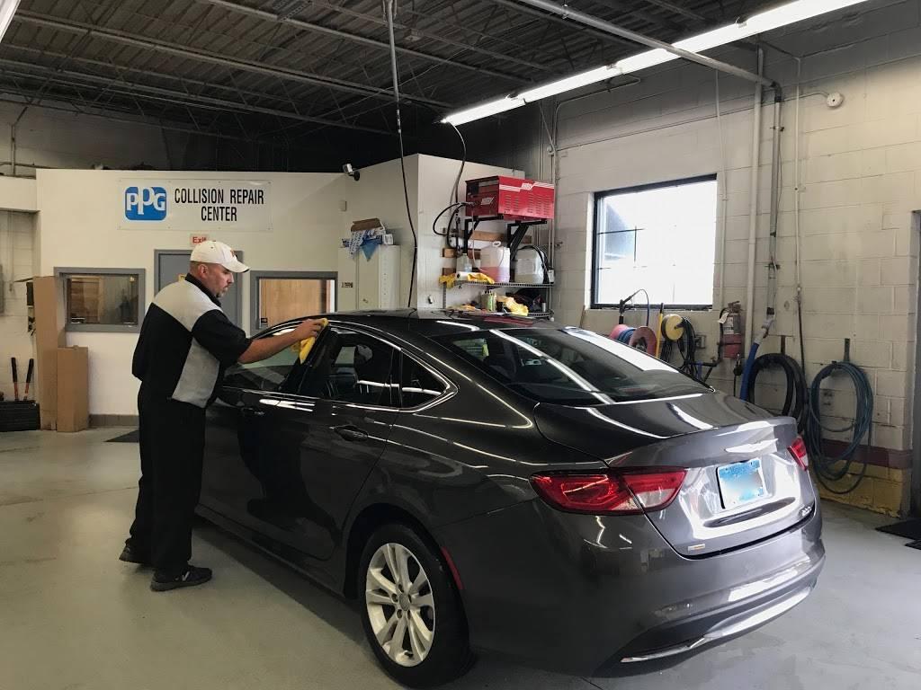 Vics & Jims Collision Center - car repair  | Photo 6 of 7 | Address: 6460 Zane Ave N, Brooklyn Park, MN 55429, USA | Phone: (763) 536-9928