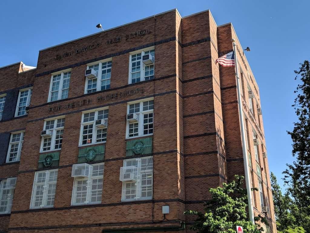 Clara Barton High School - school  | Photo 2 of 3 | Address: 901 Classon Ave, Brooklyn, NY 11225, USA | Phone: (718) 636-4900