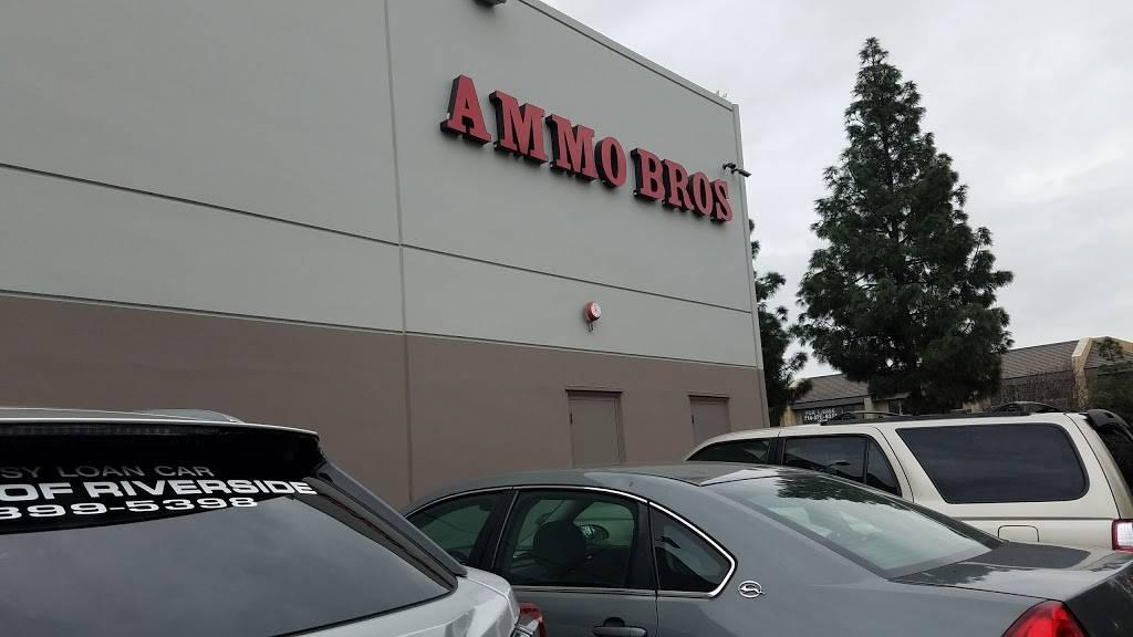 Ammo Brothers - store    Photo 1 of 9   Address: 1554 Brookhollow Dr B, Santa Ana, CA 92705, USA   Phone: (714) 486-3110