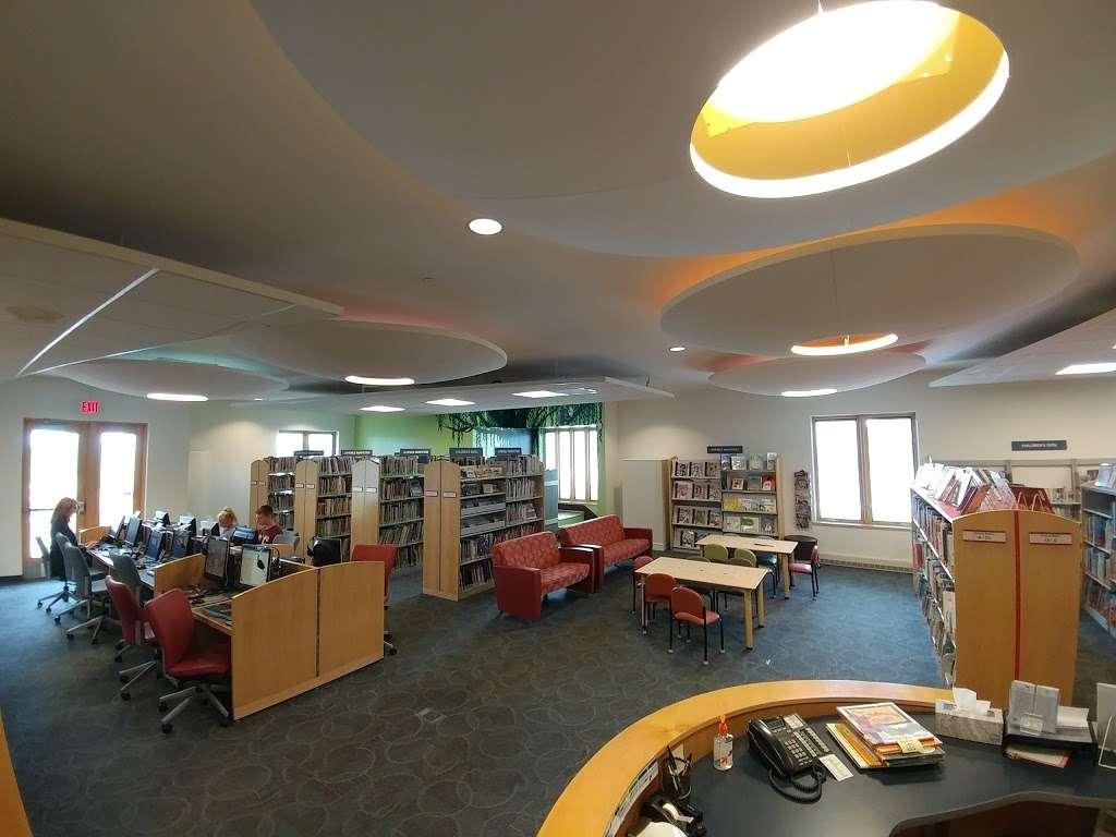 Basehor Community Library - library  | Photo 1 of 10 | Address: 1400 158th St, Basehor, KS 66007, USA | Phone: (913) 724-2828
