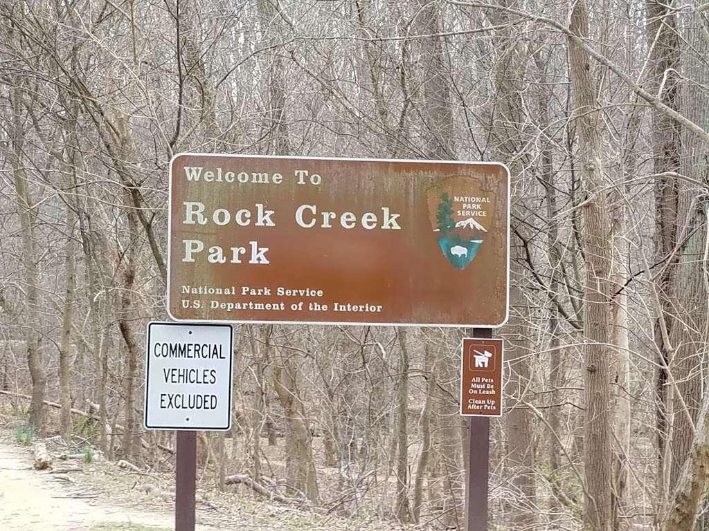 Rock Creek Trail - park  | Photo 7 of 10 | Address: 1730 Juniper St NW, Washington, DC 20012, USA | Phone: (202) 619-7023