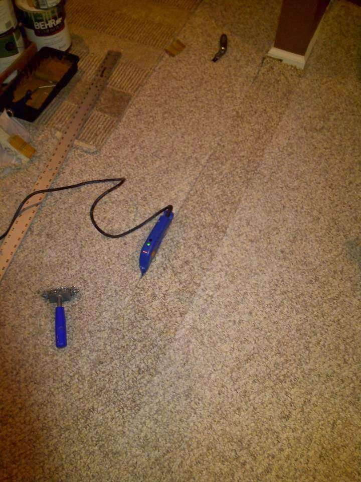 ABC Carpet Cleaning - laundry  | Photo 6 of 8 | Address: 8 Poinsettia Ct, Baltimore, MD 21209, USA | Phone: (410) 790-6570