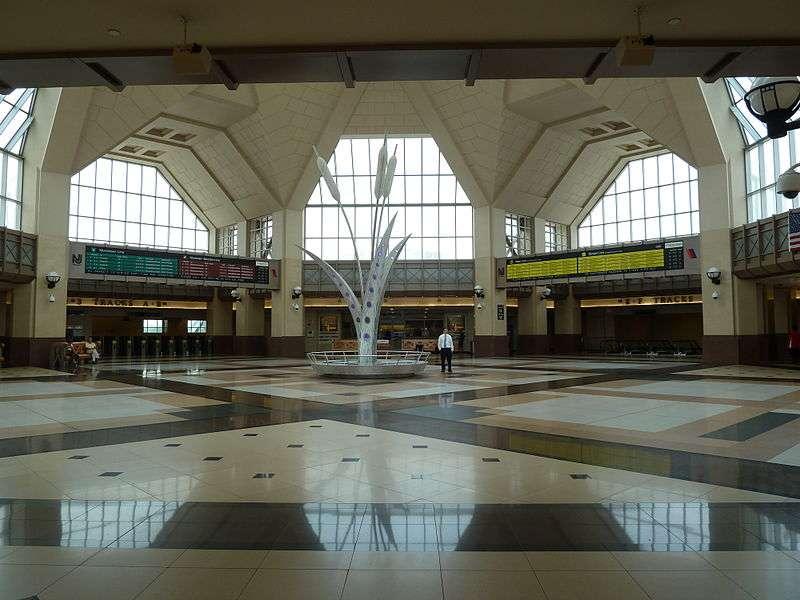 Frank R. Lautenberg Rail Station - transit station  | Photo 6 of 10 | Address: Secaucus, NJ, USA