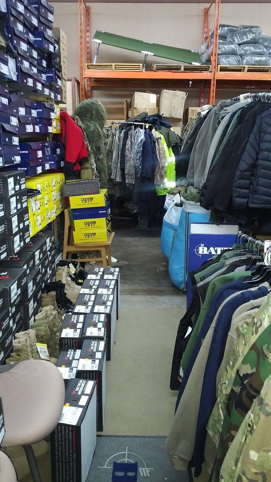 Bosserts Military Surplus - clothing store  | Photo 4 of 7 | Address: 434 NE 32nd St, Kansas City, MO 64116, USA | Phone: (816) 452-2002