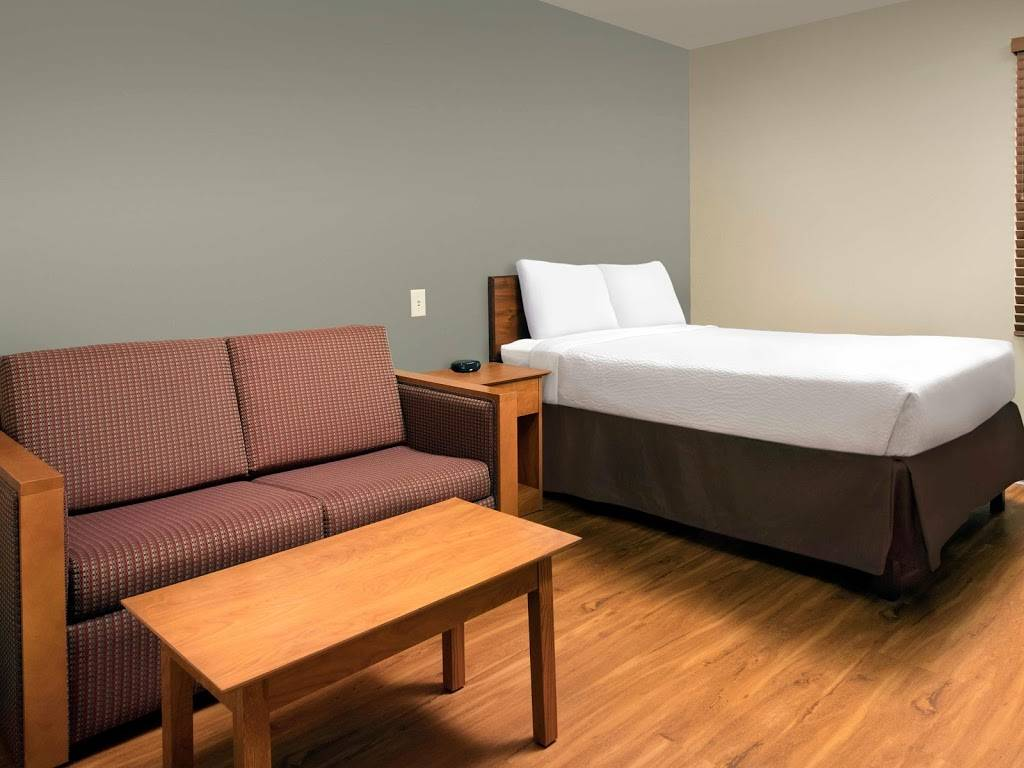 WoodSpring Suites Lincoln - lodging  | Photo 10 of 10 | Address: 2050 Fletcher Ave, Lincoln, NE 68521, USA | Phone: (402) 438-7000