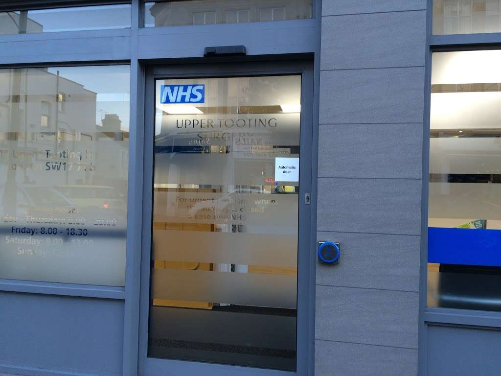 Grafton Medical Partners - doctor  | Photo 1 of 2 | Address: 219 Upper Tooting Rd, London SW17 7TG, UK | Phone: 020 3883 5600