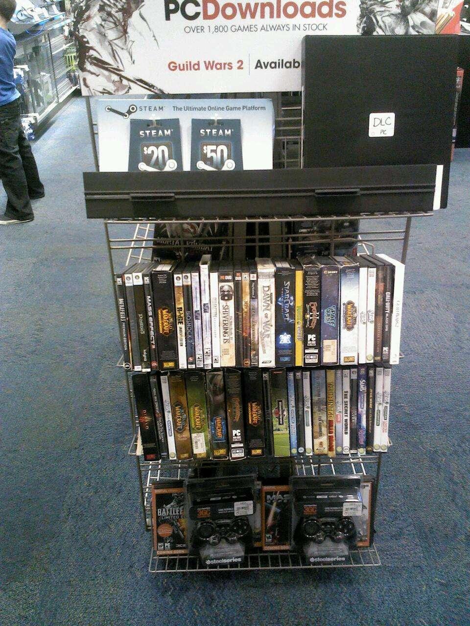GameStop - store  | Photo 3 of 4 | Address: 3849 S Delsea Dr, Vineland, NJ 08360, USA | Phone: (856) 327-8035