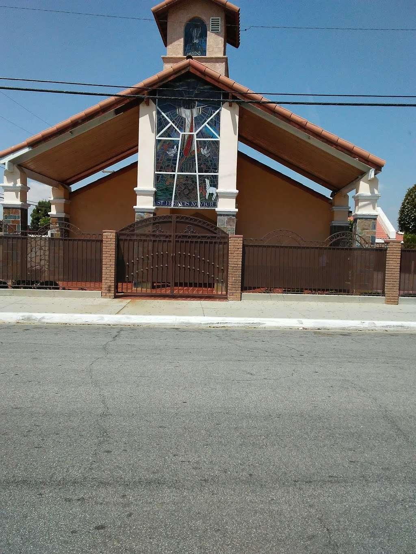 St Francis Xavier Church Catholic Church - church  | Photo 4 of 10 | Address: 4245 Acacia Ave, Pico Rivera, CA 90660, USA | Phone: (562) 699-8527
