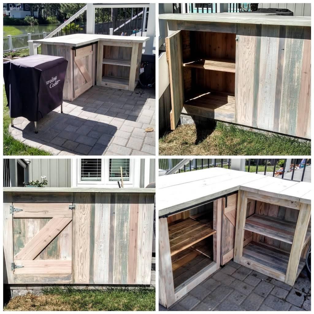 OL 2 NU Custom reclaimed wood rustic coastal farmhouse wood furn - painter  | Photo 6 of 9 | Address: 1749 Virginia Beach Blvd Unit #101, Virginia Beach, VA 23454, USA | Phone: (757) 907-2265