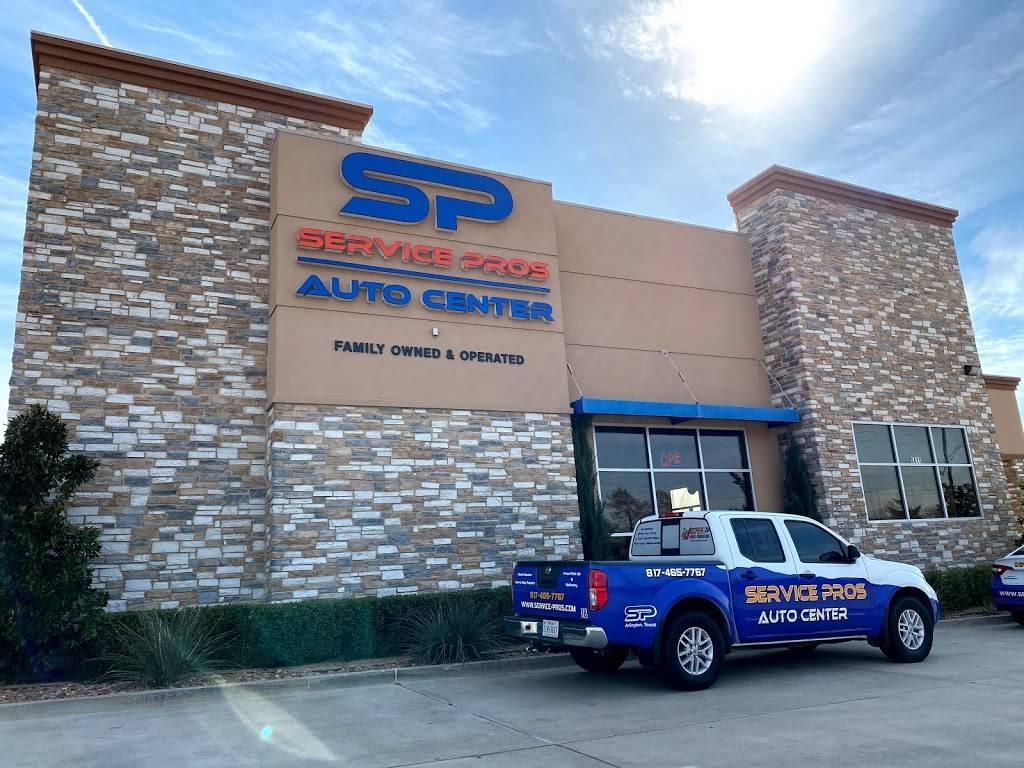Service Pros - car repair  | Photo 2 of 8 | Address: 5611 S Cooper St, Arlington, TX 76017, USA | Phone: (817) 465-7767