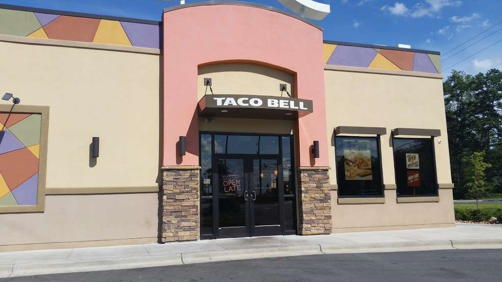 Taco Bell - meal takeaway  | Photo 2 of 10 | Address: 1714 W Main St, Locust, NC 28097, USA | Phone: (704) 888-3471