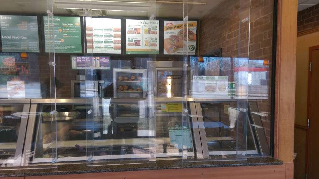 Subway - restaurant  | Photo 3 of 6 | Address: 3400 Grant St, Gary, IN 46408, USA | Phone: (219) 887-3000